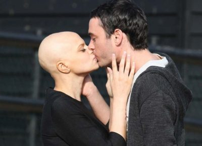 Jade Goody and Jack Tweed Outside her Home in Upshire, Essex, Britain - 21 Feb 2009