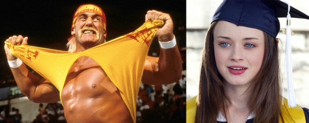 Hulk Hogan e Rory Gilmore